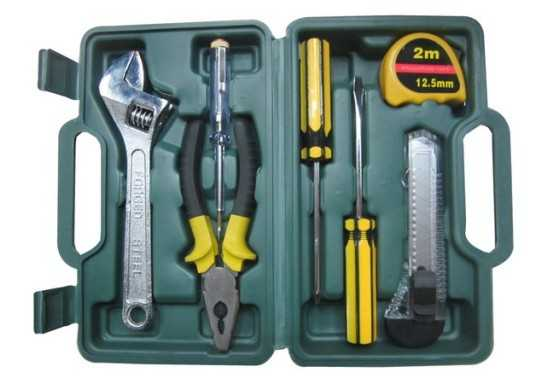 DIY Tool Box [8-Piece]