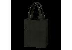 Eco-Friendly Shopper Bottom Stiffener - Black