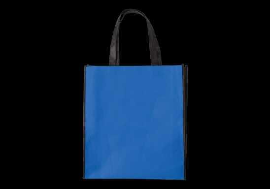 Duotone Non Woven Shopper - Blue