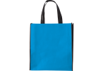 Duotone Non Woven Shopper - Light Blue