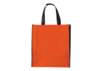 Duotone Non Woven Shopper - Orange