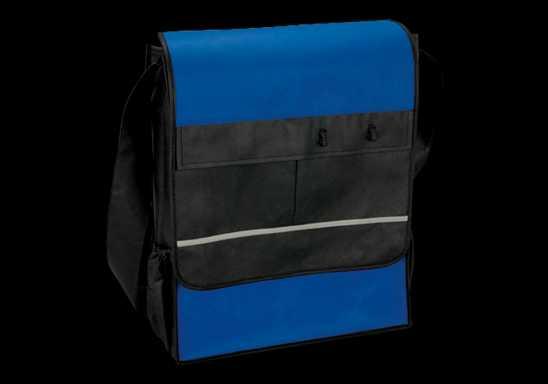 Messenger Bag - Non-Woven - Blue