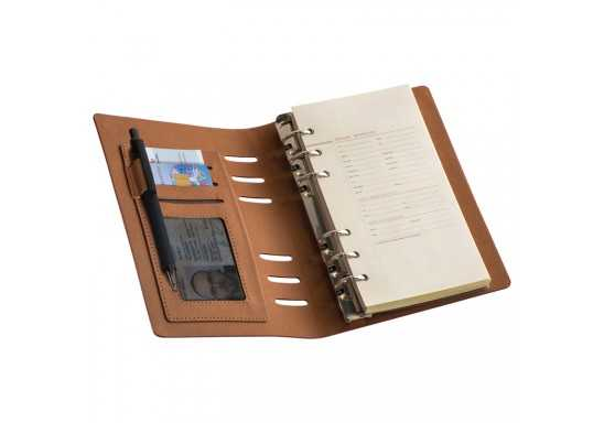 Soft Pu Perpetual Diary/Journal/Notebook