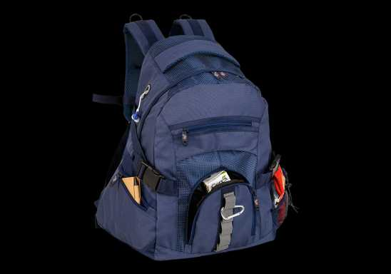 Mountaineer Backpack - Navy