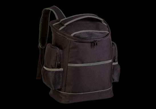 Picnic Backpack Cooler - Black