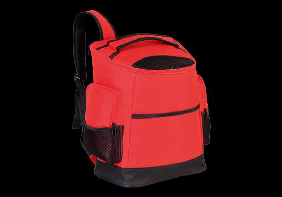 Picnic Backpack Cooler - Red