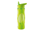 580ml Crisscross Grip Water Bottle - Green