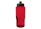 500ml Performance PET Water Bottle - Red