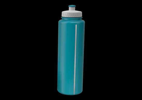 750ml Classic Sports Water Bottle - Aqua