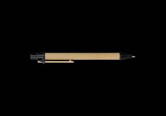 Recycled Paper Pen - Black