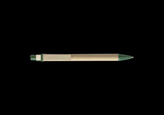 Recycled Paper Pen - Green