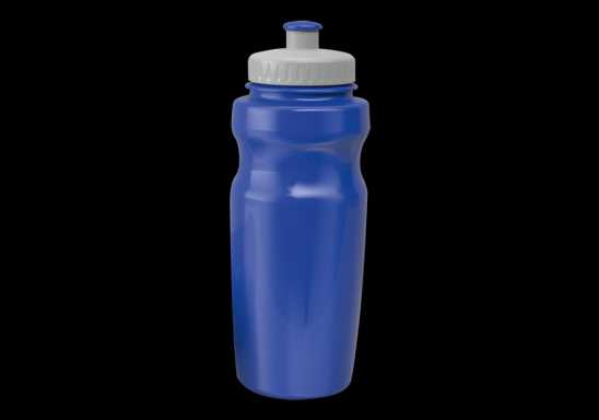 500ml Sports Water Bottle - Blue