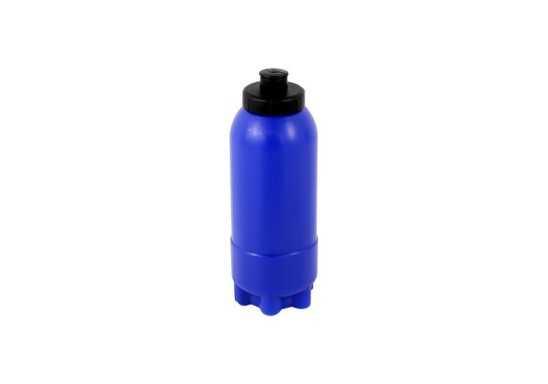 Rocket Water Bottle - Blue