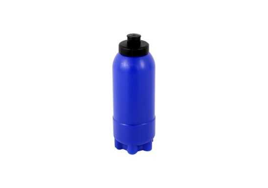 Rocket Water Bottle - Blue