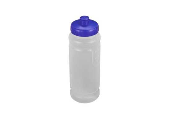 Crunch Soft Squeez Water Bottle - Blue