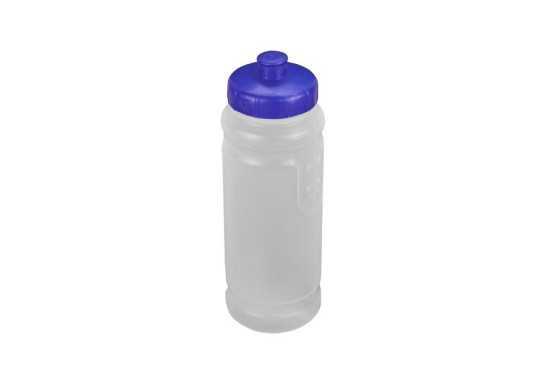 Crunch Soft Squeez Water Bottle - Blue