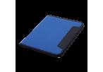 600D A4 Folder with Inner Pocket - Blue