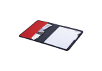 600D A4 Folder with Inner Pocket - Red
