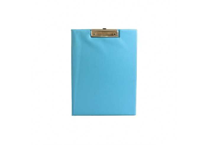 Trend A5 Clipboard Folder - Aqua