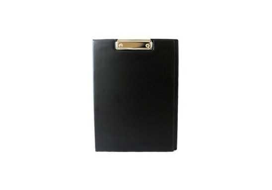 Trend A5 Clipboard Folder - Black