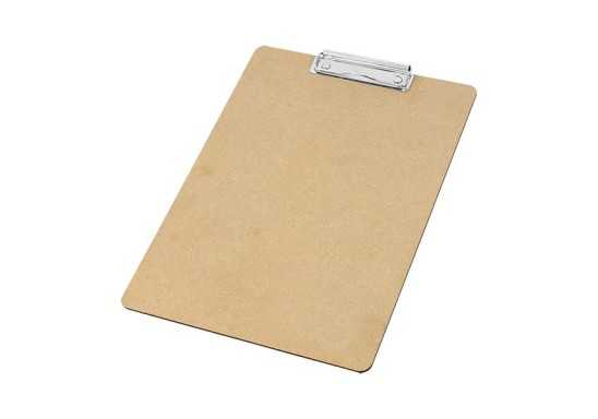 Eco Clipboard A4