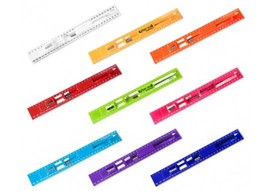All-In Ruler Stationery Set