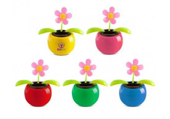 Sunsurge Solar Flowerpot