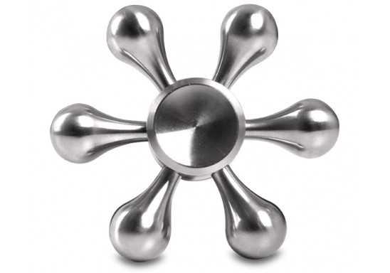 Titanium Deluxe Spinner