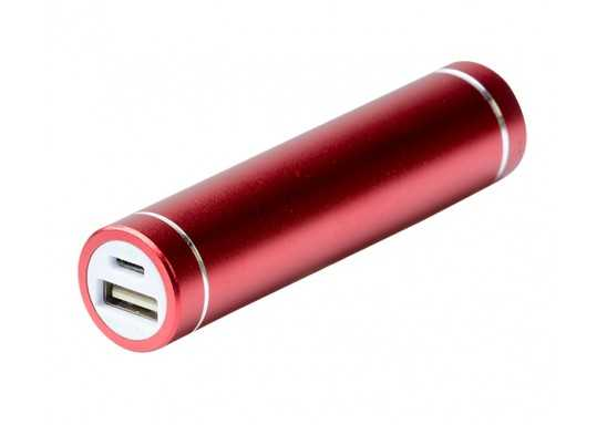 Power Pack With Cable - Red