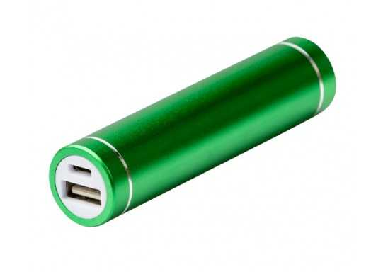 Power Pack With Cable - Green