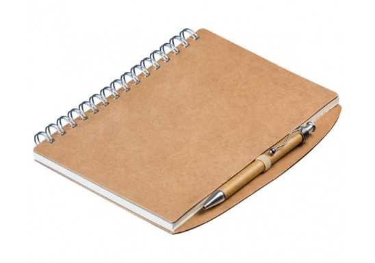 Squiggle Eco Notebook