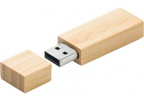 Bamboo 16GB USB Flash Drive