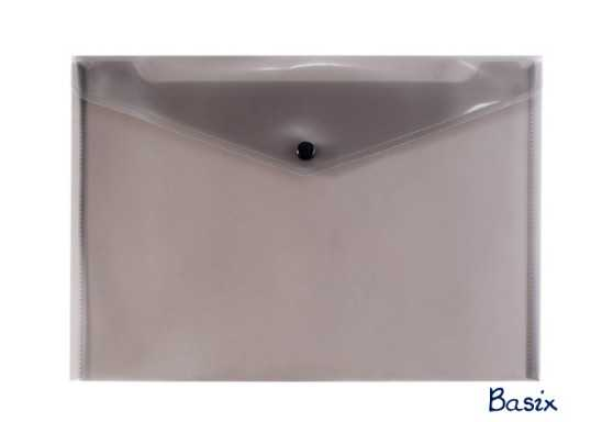 Basix Document Pocket - Black