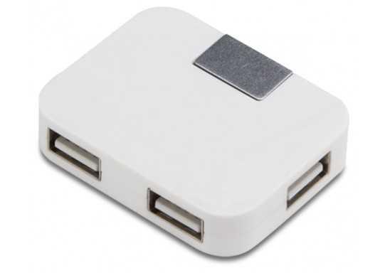 USB Hub - White