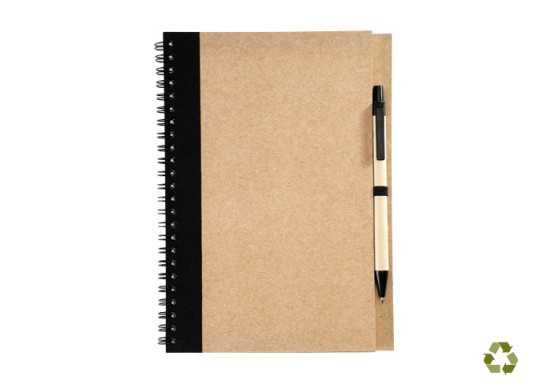 A5 Eco Notebook - Black