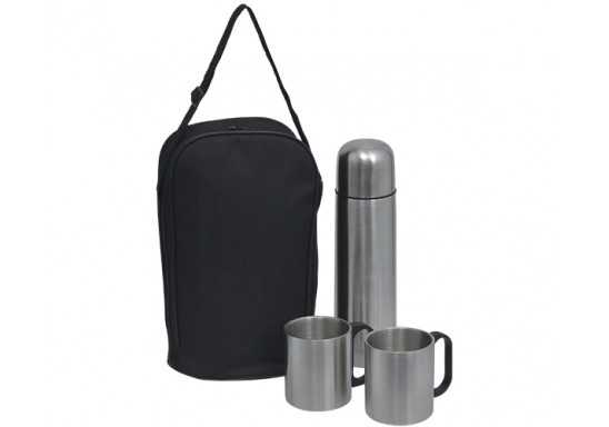 Outrider Mug And Flask Set