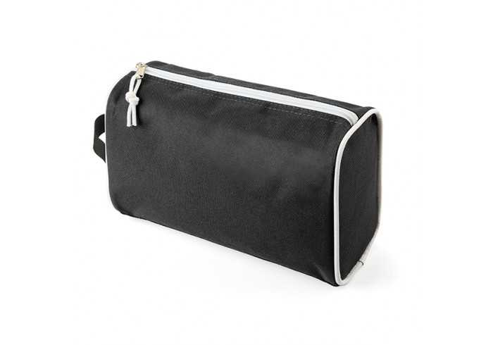 Essential Cosmetic Bag - Black