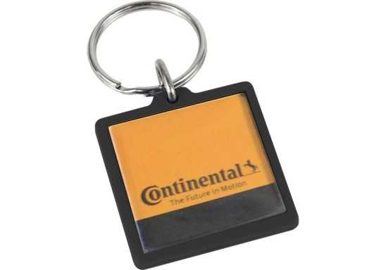 Core Square Key Holder - Black