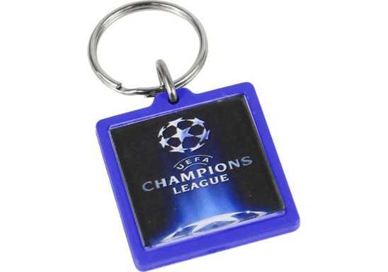 Core Square Key Holder - Blue