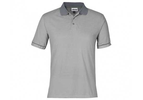 Verge Gents Golfer - Grey