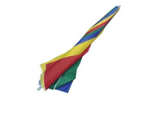 Multicolour Beach Umbrella