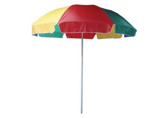 Multicolour Beach Umbrella