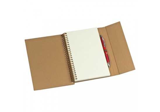 A5 Hardcover Notebook - 240 Unlined