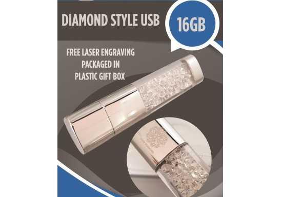Diamond Style USB 16GB