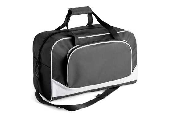 Step Up Your Game Bag - Black