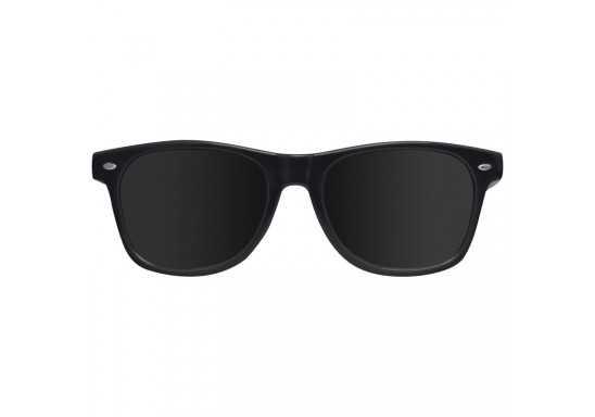 "Sunglasses ""Nerd Look"" - Black"