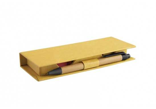 Eco Memo Set - Yellow