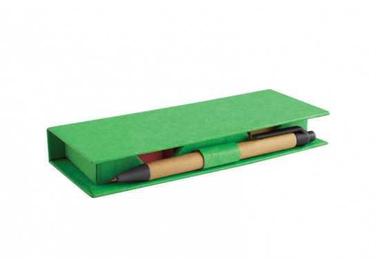 Eco Memo Set - Green