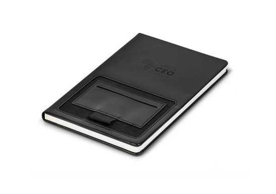 Ashburton Portage A5 Notebook - Black