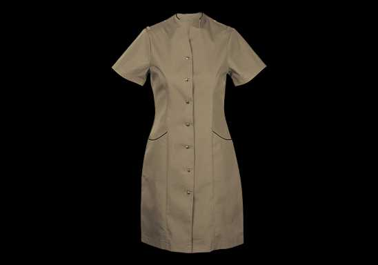 Daisy Dress - Khaki